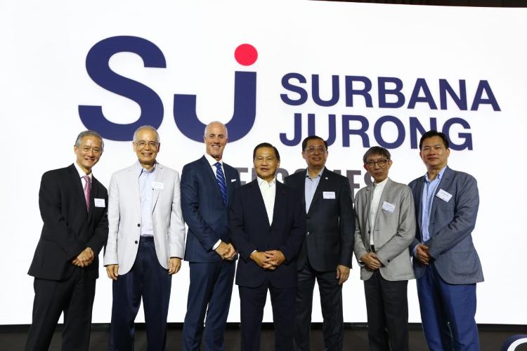 """CapitaLand """"bắt tay"""" Surbana Jurong phát triển đô thị thông minh tại Việt Nam"""